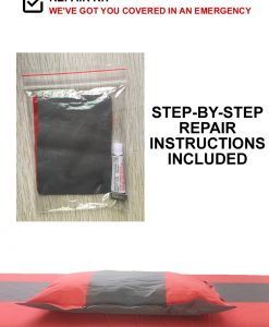 Self Inflating Camping Mat with Repair Kit Included