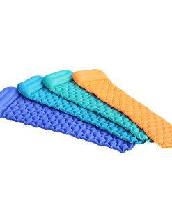 Inflatable Sleeping Mat - Various Colours