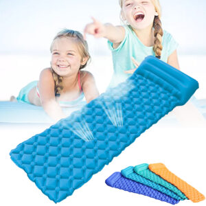 Inflatable Sleeping Mat - Perfect for Family and Kids