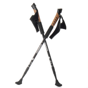 Pair of Trekking Poles - Ready to Start