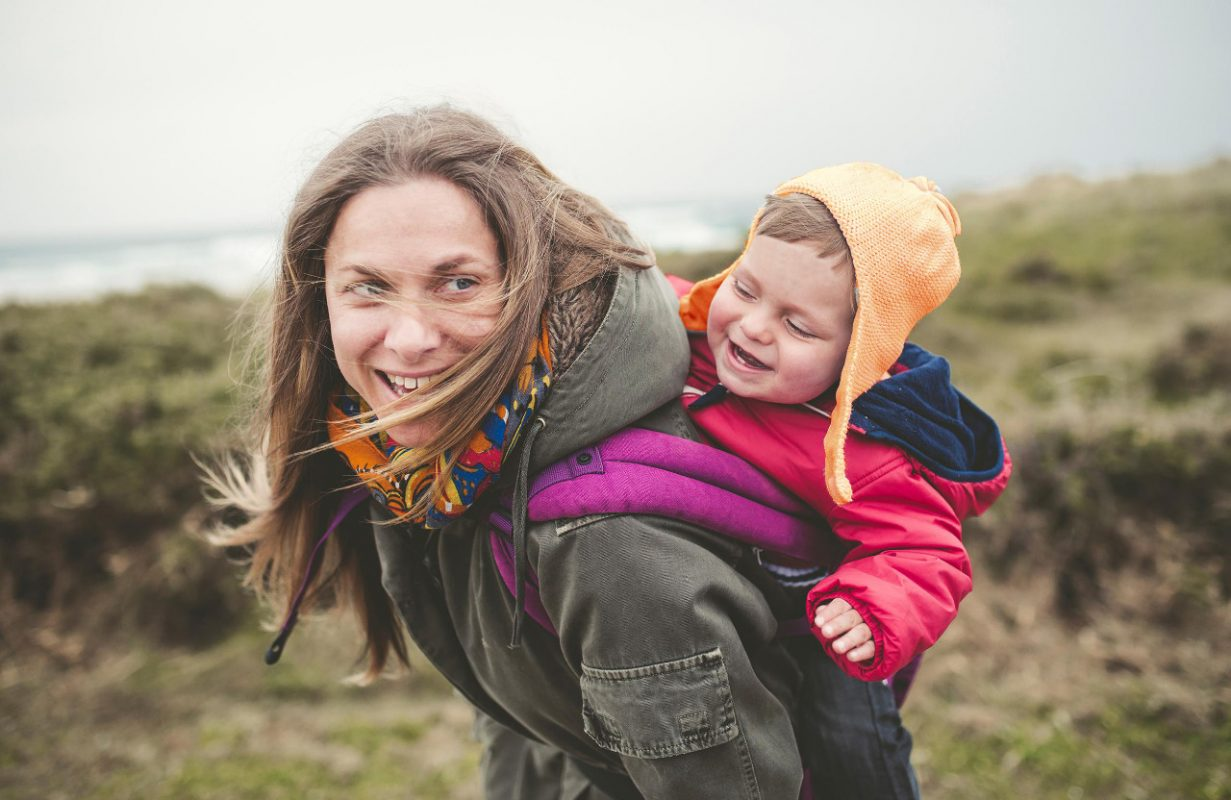 How to Hike with a Toddler - Mum and Baby