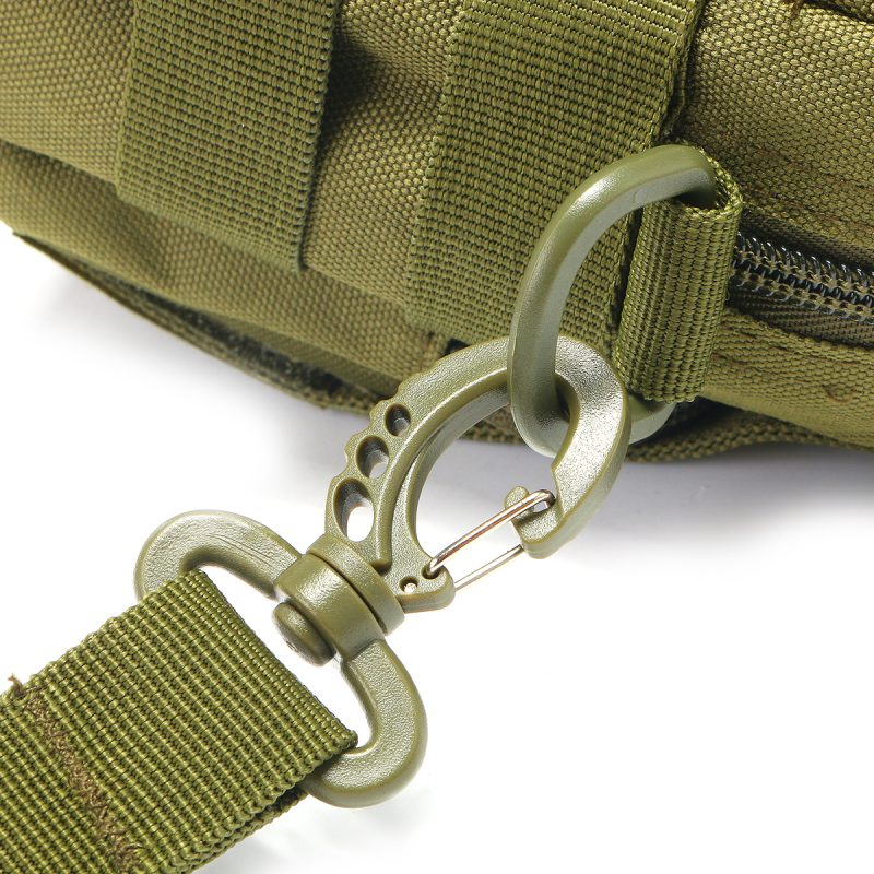 Travel Bum Bag Adjustable Strap - Army Green