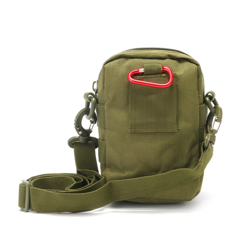 Travel Bum Bag Back - Army Green