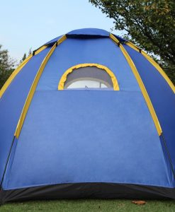 pop up tent back window