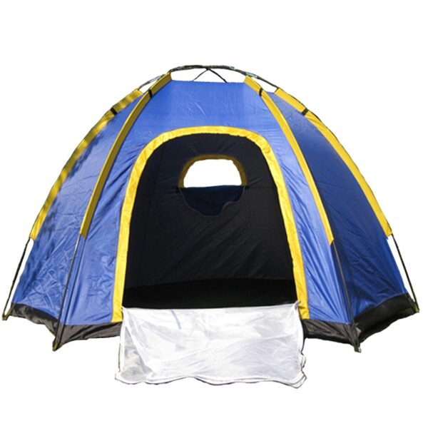 Camping pop up tent for 4 people