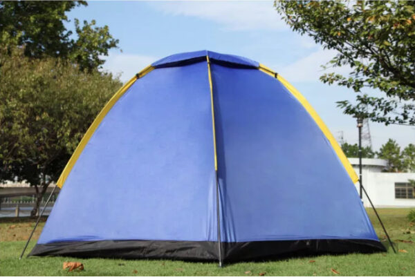 4 man pop up tent camping for 4 people