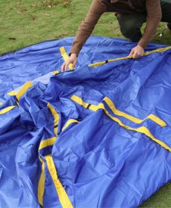 4 man pop up tent fold away