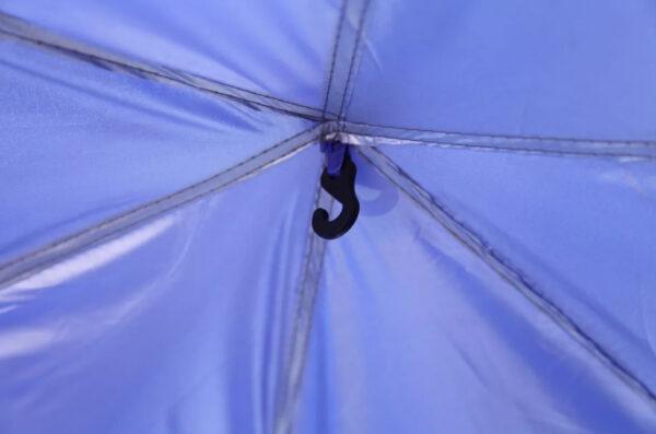 4 man pop up tent hook for light