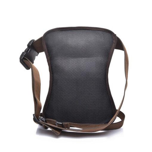 Tactical Waist Belt Rear View