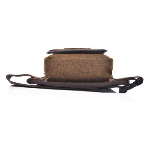 Tactical Waist Belt Bottom View