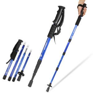 Anti-Shock Mountain Walking Stick