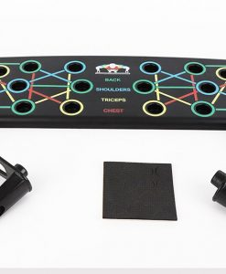Push Up Board 9 System 2 Handle Grips