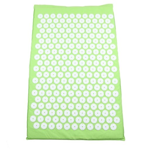 Acupressure Mat - Lime Green