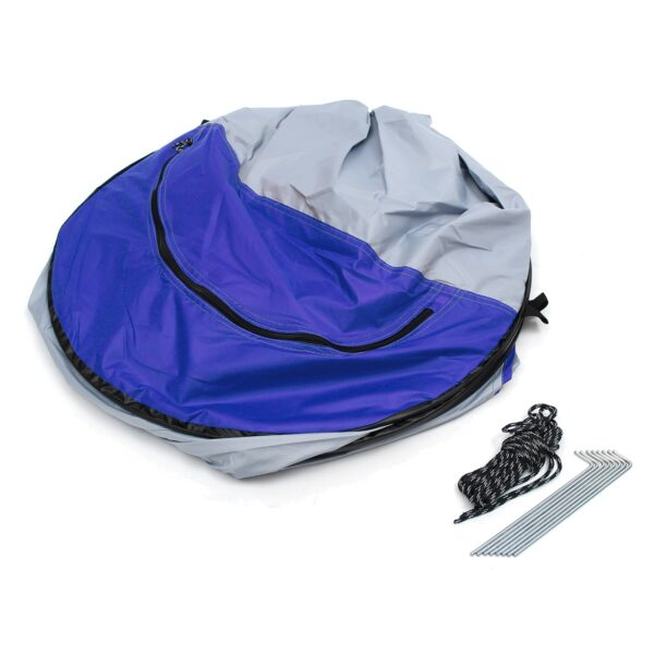 Pop-up Toilet Tent Packed