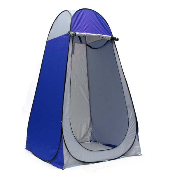 Camping Toilet Tent Blue