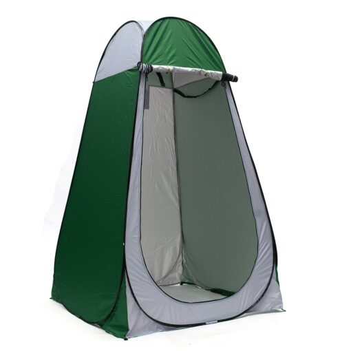 Camping Toilet Tent Green