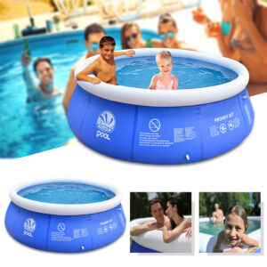 Inflatable Swimming Pool For Garden / Paddling / Family / Adults / Kids